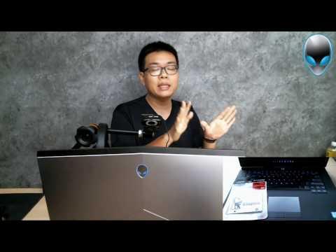 [Live หมดถ้าสดชื่น] พูดคุยกับ #AdminPong เรื่อง Dell Alienware 15 ที่อยู่ในมือ