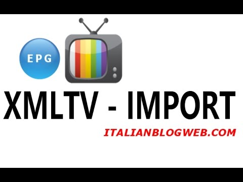 How to Set EPG on Enigma2 Decoder (XMLTV IMPORT)
