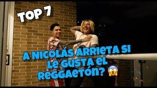 TOP 7 REGGAETON OLDSCHOOL - JULIANPEREZTV FT. NICO ARRIETA