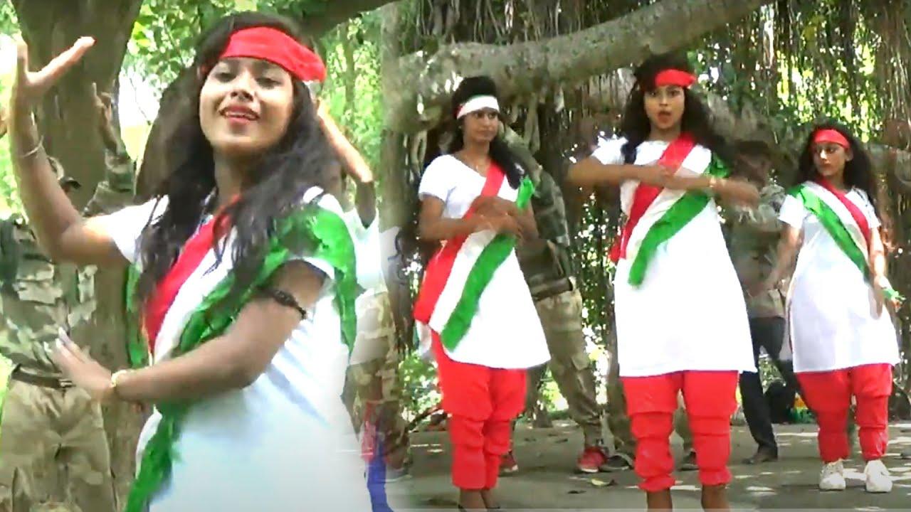 #VIDEO - हम बेटिया है देश के इतिहास बदल देगी | Khushbu Rai | 15th August Desh Bhakti Song 2020