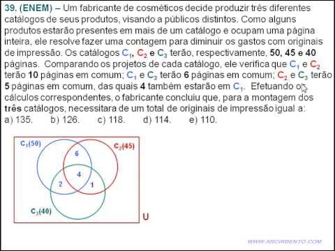 46 conjuntos exerccio 39 enem equao envolvendo conjuntos 46 conjuntos exerccio 39 enem equao envolvendo conjuntos grficas venn ccuart Image collections