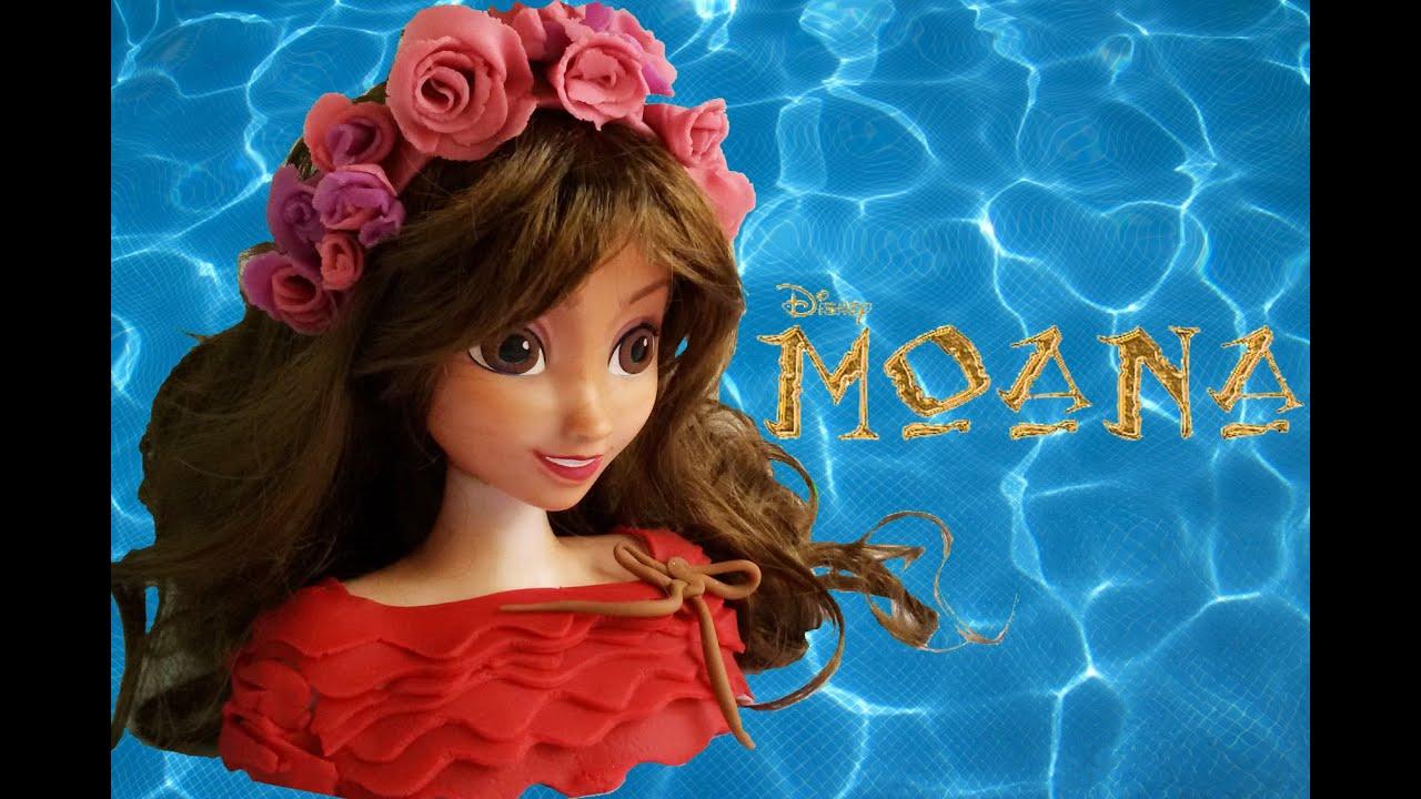 Elsa Frozen Disney Changed To Moana Latest Disney Movie By