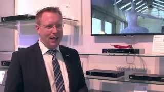 Premiere auf der IFA: Erste DVB-T2 HD und UHD-Receiver von TechniSat
