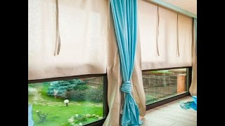 видео Панорамные окна в частном доме плюсы и минусы
