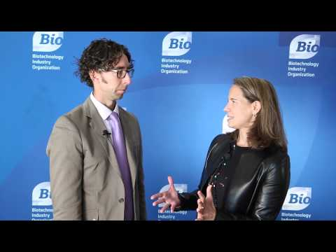 Katrine Bosley, CEO, Editas Medicine, at the 2014 BIO Investor Forum