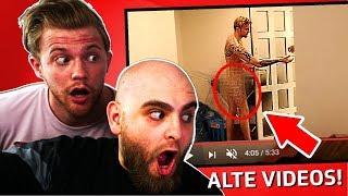 WIR REAGIEREN AUF UNSERE ALTEN VIDEOS!