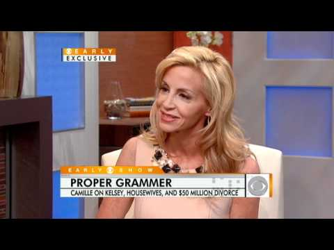 """Camille Grammer """"No Longer in Love"""" with Kelsey"""
