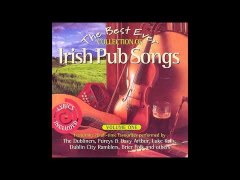 Best Ever Collection Of Irish Pub Songs