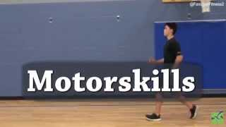 Video Library Sample - Motor Skills: Skip
