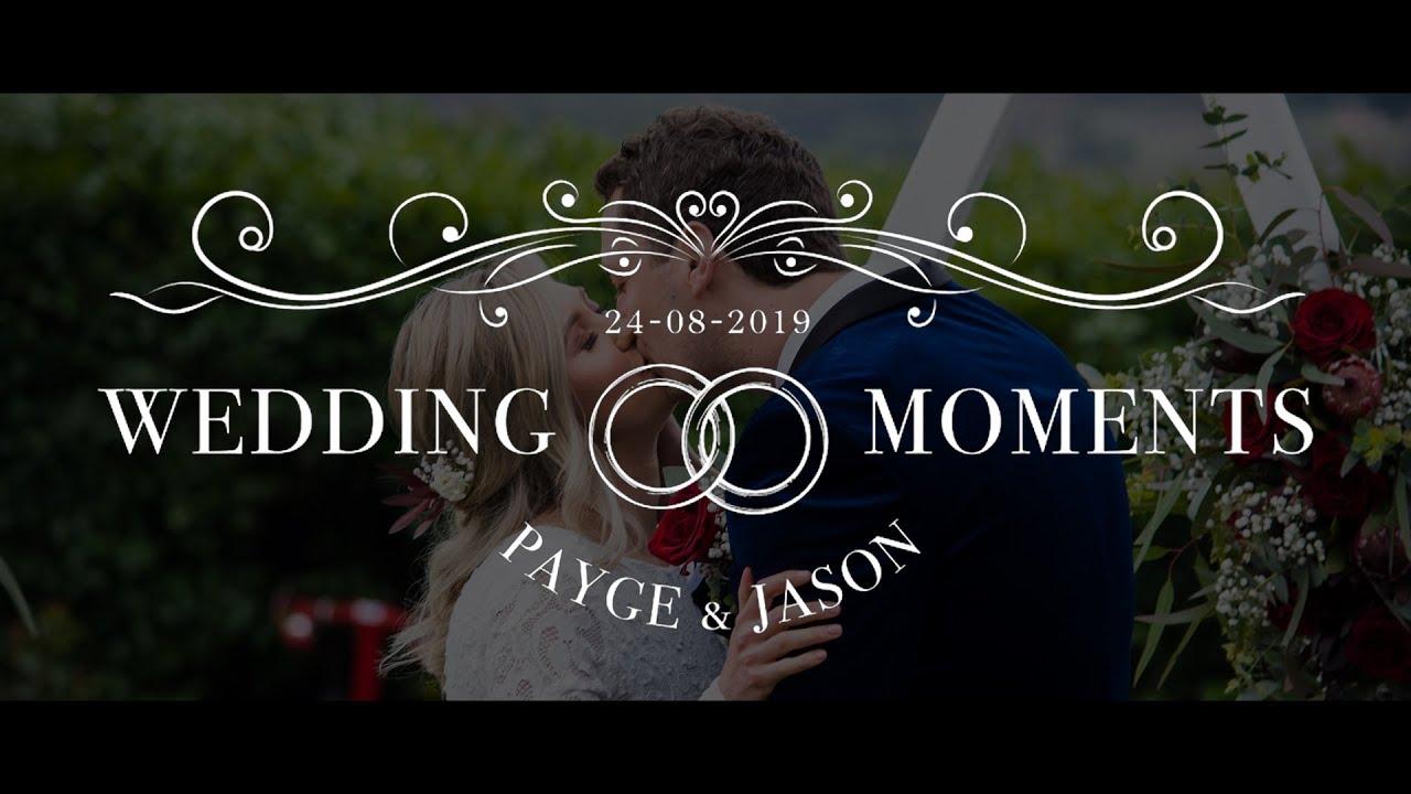 Payge & Jason's Wedding Video