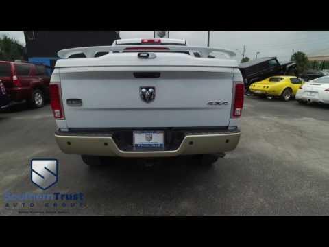 LIVE VIDEO 2015 Dogde Ram 2500 Laramie Longhorn southern trust