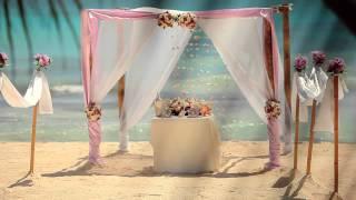 Свадьба в Доминикане - официальная, символическая свадьба - отсров Саона!