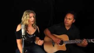 Sue Dyson and Damian Hauwai perform 'Once upon a time' live