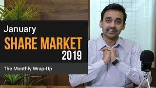 Stock Market January 2019 Updates | Share Market News 2019 | Share Market Analysis