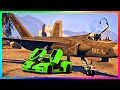 GTA ONLINE MILITARY DLC w/ NEW ARMY VEHICLES, WEAPONS & MORE COULD EASILY BE NEXT HUGE GTA 5 UPDATE!