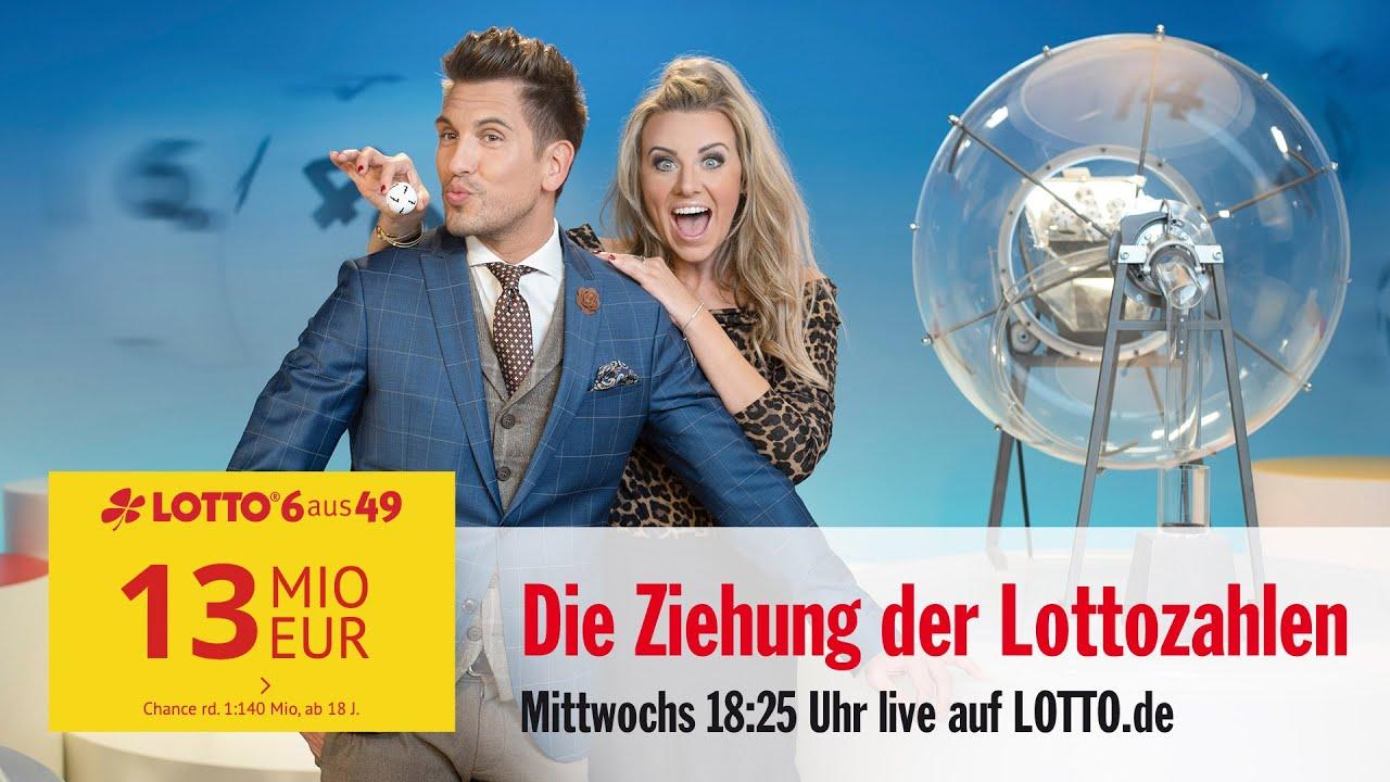 www lotto de live ziehung