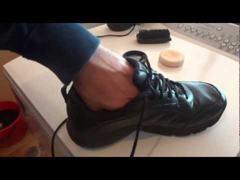 How to Polish Leather Shoes using Dubbin Neutral - Step by Step Instructions - Tutorial