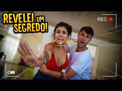 REVELEI ALGO DELA E DO EX NAMORADO NESSE VÍDEO!! ( DEU RUIM ) [ REZENDE EVIL ]