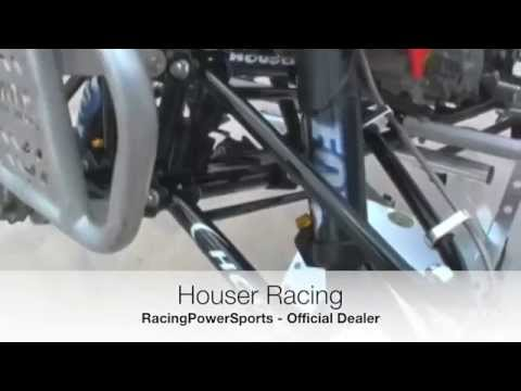 Houser Racing ATV MX A-Arms Standard Travel