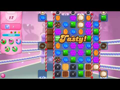 Candy Crush Saga Level 3729 NO BOOSTERS