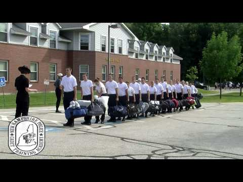 NH Police Cadet Training Academy Promotional Video