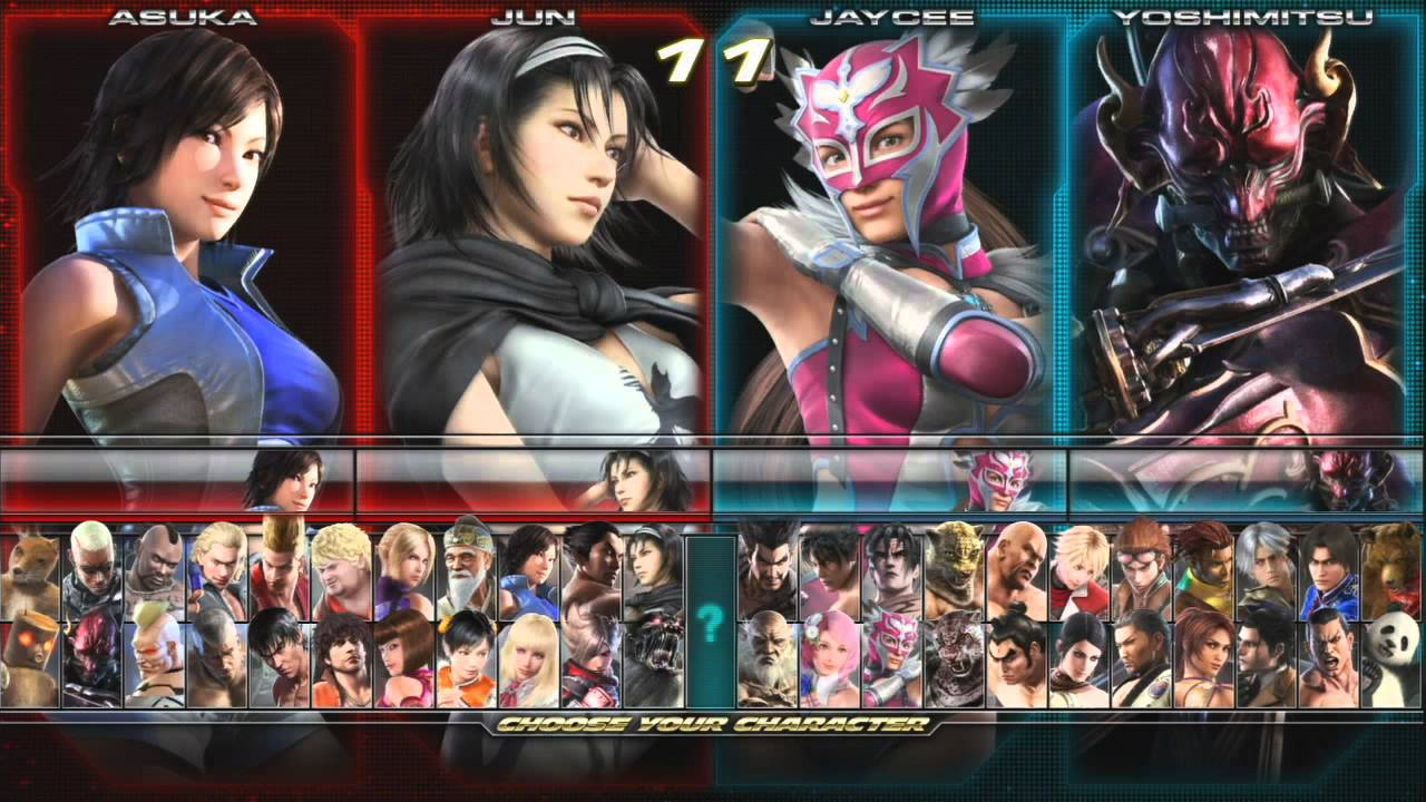 Tekken Tag Tournament 2 1 Hour Of Hd Footage With Top Players