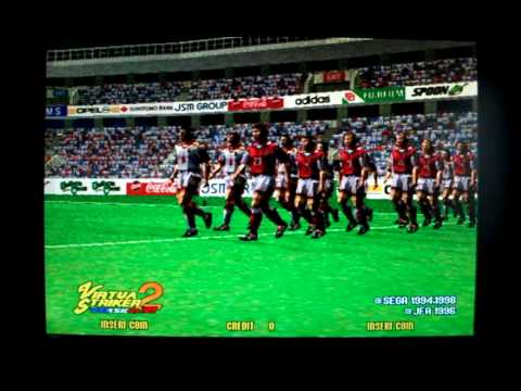virtua striker 2 mame