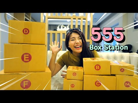 มาจ้าาา กล่องพัสดุ กล่องไปรษณีย์ใส่โลโก้แบรนด์ได้ ราคาถูก !!!