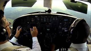 landing a citation v jet at kdxr steep approach