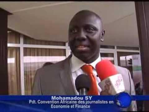 Reportage sur le FIFAS par la télévision  DBS TV  du Cameroun