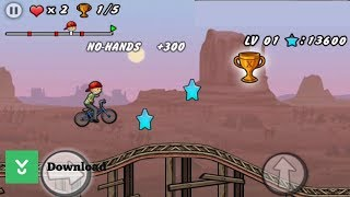 BMX Boy - A fun driving and jumping game