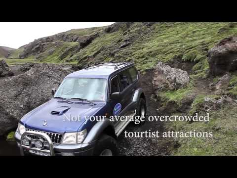 Iceland sightseeing  Not your average travel agency