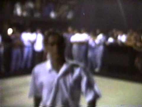 Desfile Marcia Coghi - Boate Enigma - 08.fev.1992 - Monte Alto