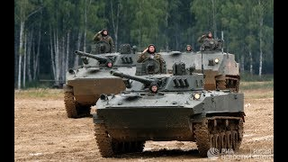 """Военное шоу """"Вежливые люди"""""""