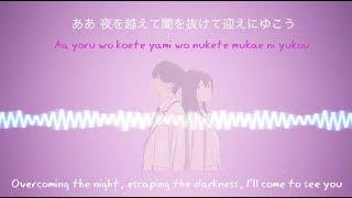 Gambar cover Kimi wo Suizou no Tabetai OP - Fanfare (ファンファーレ) - sumika - Lyrics (Kanji/Rom/Eng)