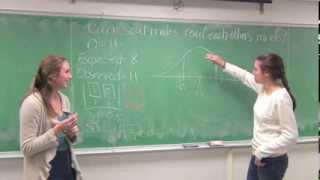 Pre Lecture 20 -- The One Sample Z Test
