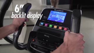 Nordic Track E7.2 Elliptical Incline Trainer