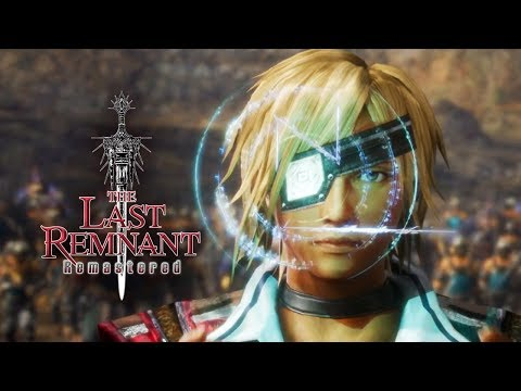 The Last Remnant: Remastered – Official Launch Trailer | E3 2019