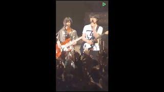 LINE LIVEからバンドBのすべて アンコール https://youtu.be/cYjI-cgMBE...