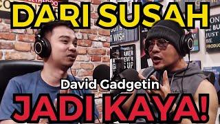 BERAPA PENGHASILAN DAVID GADGETIN DARI REVIEW?!
