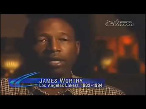 James Worthy: Bird tougher to guard than MJ