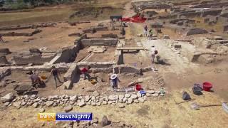Archaeological Dig Near Rome- ENN 2017 07-28