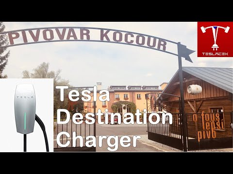#105 Pivovar Kocour (Varnsdorf) Tesla DCH | Teslacek