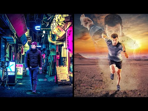 Gimp Tutorial : Basic Photo Manipulation - Color Matching
