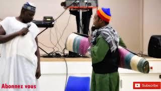 Al Hadji Taw-wa et Hassan niele spectacle Lyon تموت من الضحك الحاج توا و حسن نيلي في مسرحية ليون