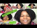 Wetline Xtreme & Super Wet gels! Eco Styler alternatives for Natural Hair! Protein & Glycerin FREE!