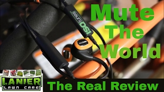 ISOtunes Noise Isolating Earbuds, The Real Review