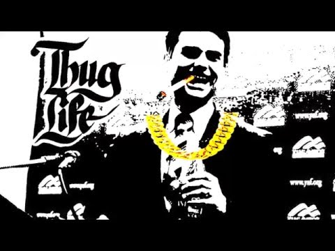 Ben Shapiro Thug Life - Institutional Racism