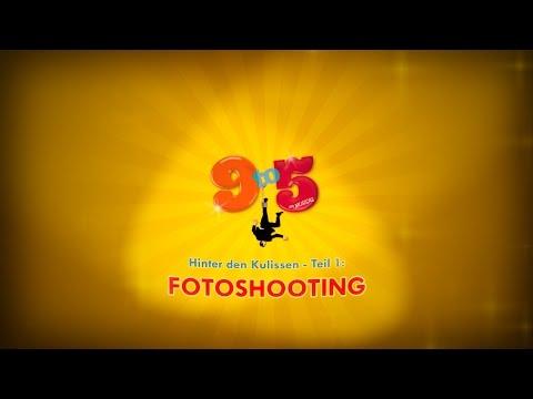 Das Fotoshooting   9 to 5 - Das Musical im Zeltpalast Merzig 2016   Hinter den Kulissen - Teil 1