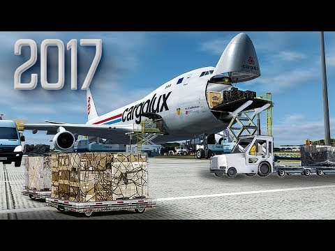 New Flight Simulator 2017 - P3D 4.0 [Spectacular Realism]